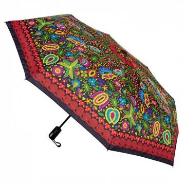 parasolka krakowskie kwiaty ludowe