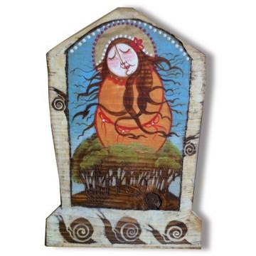 Kapliczka Pieśń o Ptaszyborze