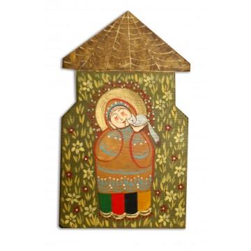 Kapliczka Porannica Trawiasta