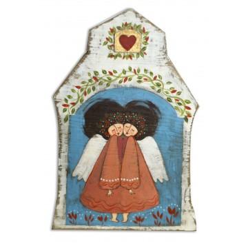 Kapliczka Siostrzańce