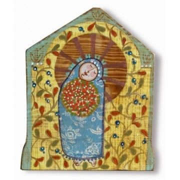 Kapliczka Wdzięczny Paproć