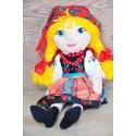 Ludowa lalka Łowiczanka