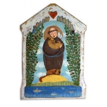 Na ludowo św. Franciszek