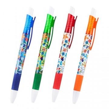 Długopis kaszubskie kwiaty