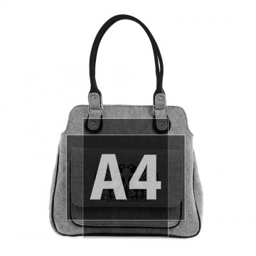 Folkowa torba kogutki