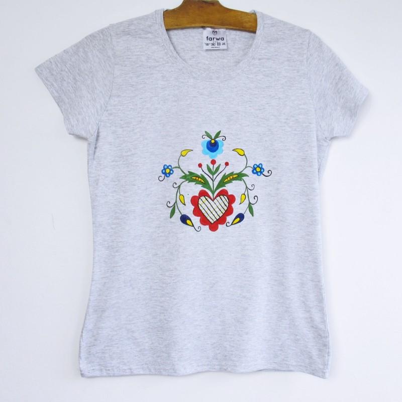 folk koszulka kaszuby