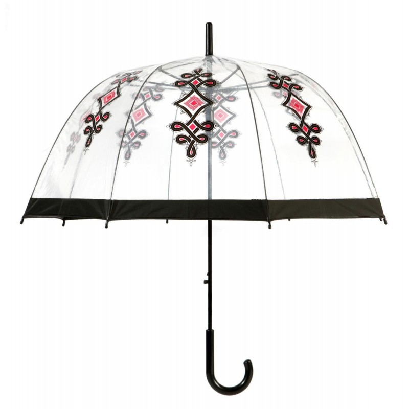 Folk parasol podhale bąbel
