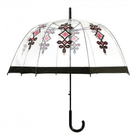 Folk parasol parzenica bąbel