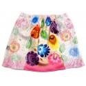 Spódnica dziecięca kwiaty folk
