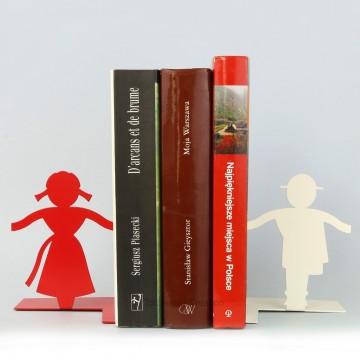 Podpórka do książek górale para
