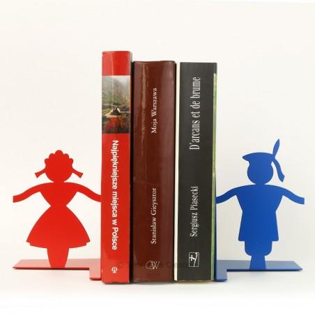 Podpórka do książek krakowiacy para