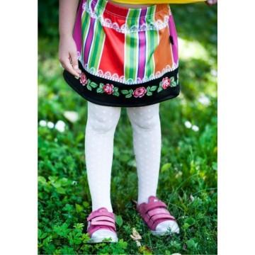 Spódnica dziecięca łowicz
