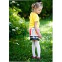 Folk spódnica dziecięca łowicz