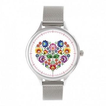 Zegarek folk 4 z bransoletką