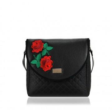 Torebka puro roses black