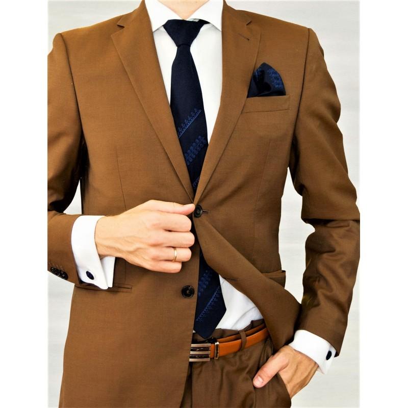 Folk krawat haft biłgorajski