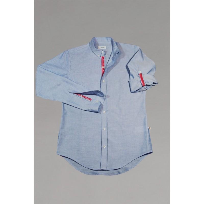 Koszula męska Gurmana haft biłgorajski