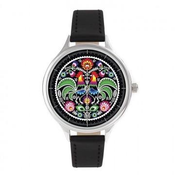 Zegarek łowicki folk 2