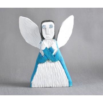 Anioł białoniebieski