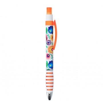 Długopis łowicki pomarańcz