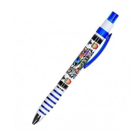 Długopis kogutki niebieski