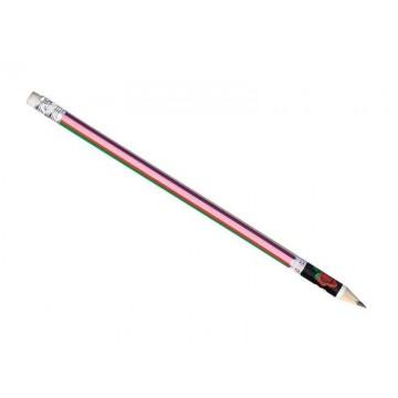 Folk ołówek pasiak łowicki