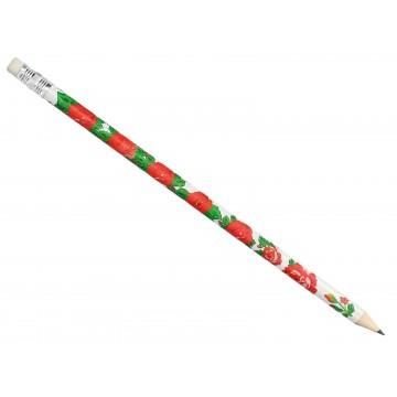 Folk ołówek Podhale róże