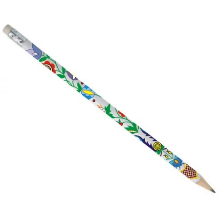 Folk ołówek kaszuby szkoła pucka