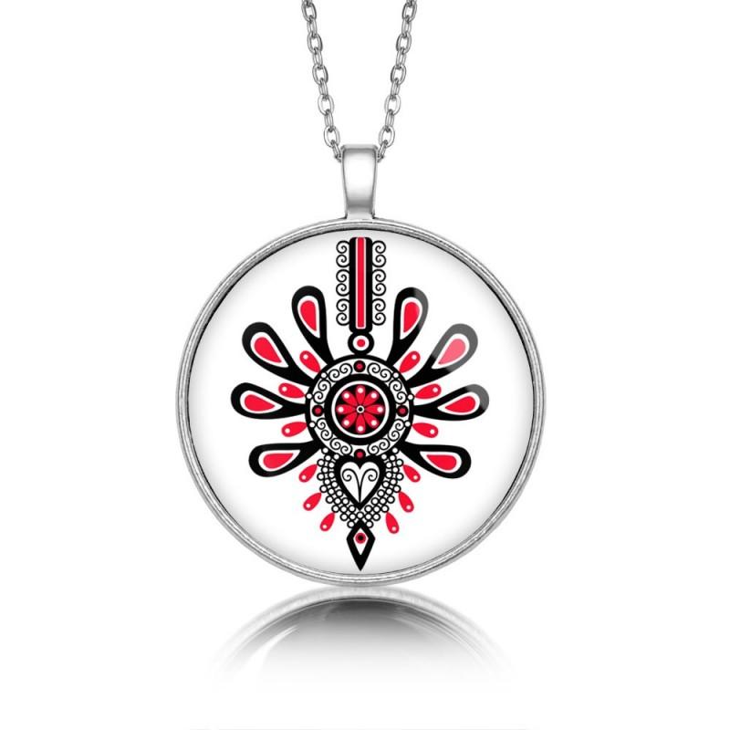 Medalion parzenica