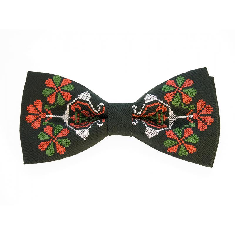 Mucha zielona haft podlaski