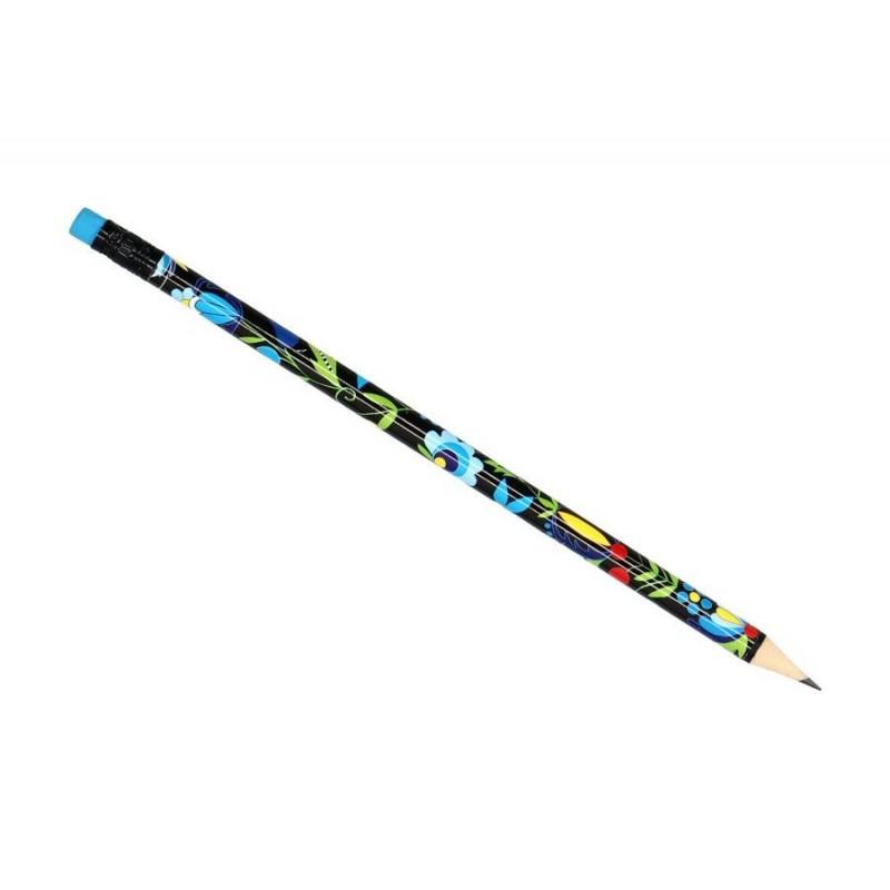 Folk ołówek kaszuby szkoła żukowska
