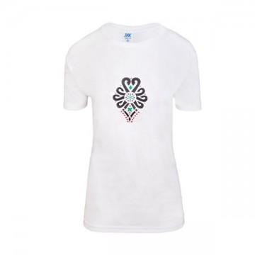 T shirt z parzenicą
