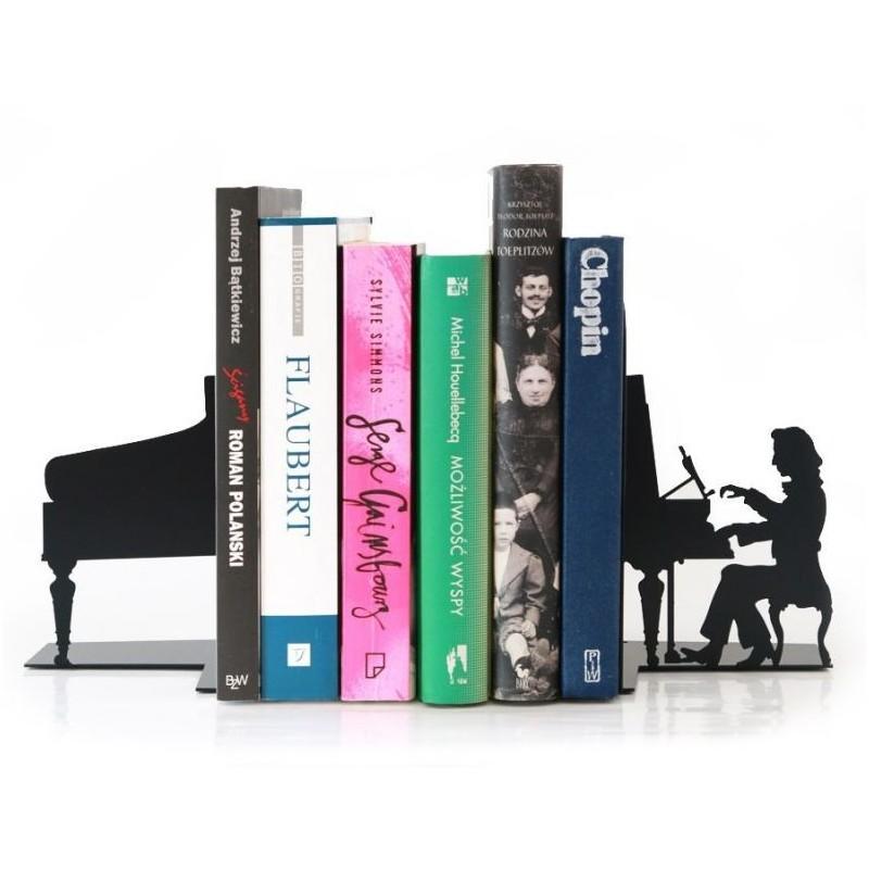 Podpórki do książek Chopin
