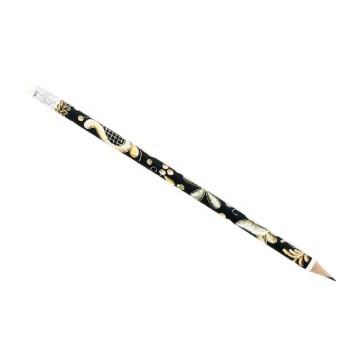 Folk ołówek kaszuby czarny