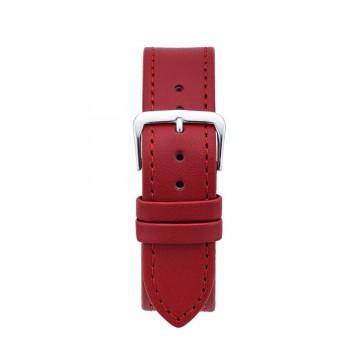 Folk zegarek bukiet czerwony