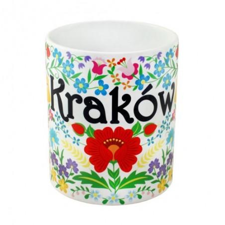 Folk kubek krakowski