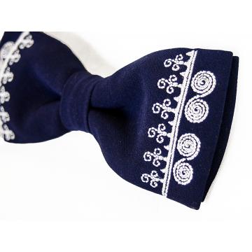 Mucha folk haft biłgorajski