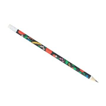 Folk ołówek kaszuby kociewie czarny