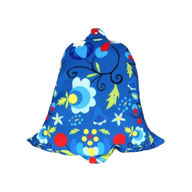 Dzwonek - poduszka zawieszka kaszuby