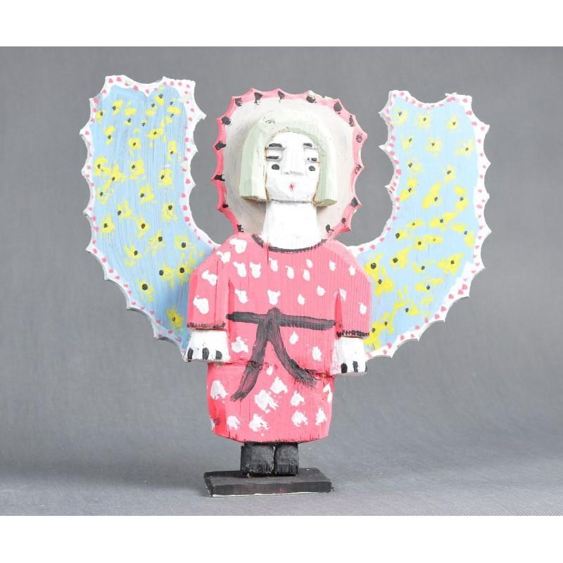 Ludowy anioł Dionizy Purta