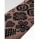 Folk krawat ludowy haft nowosądecki