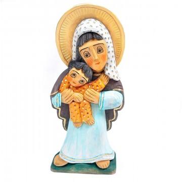 Madonna - rzeźba A. Wojtczak