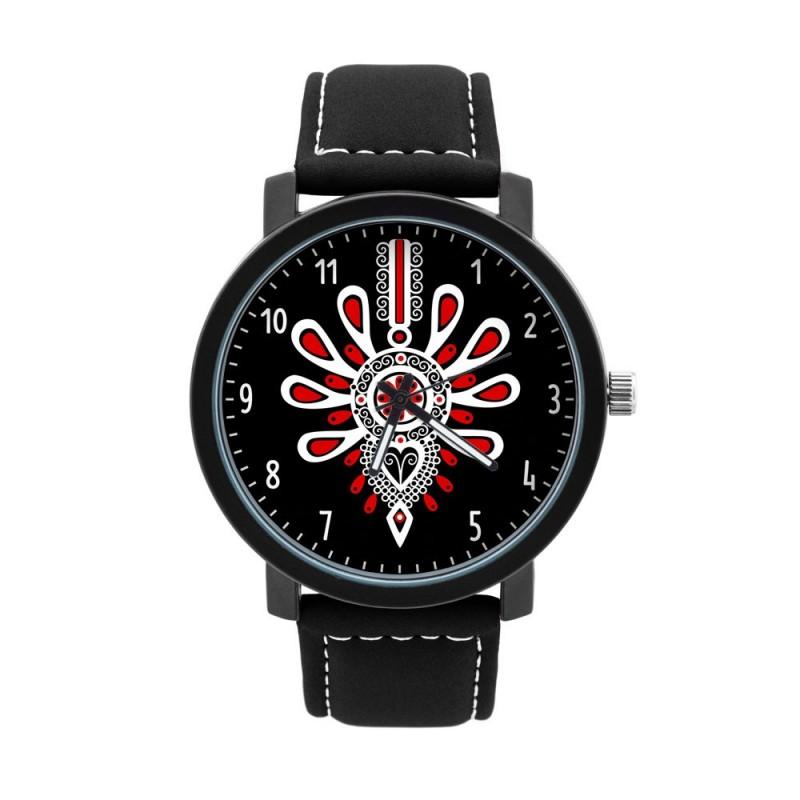 Zegarek męski folklor parzenica