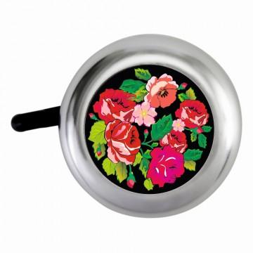 Dzwonek do roweru kwiaty Podhale