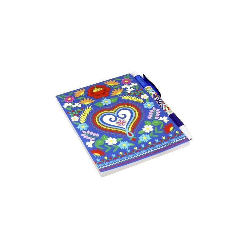 Zestaw notes Pieniny serce