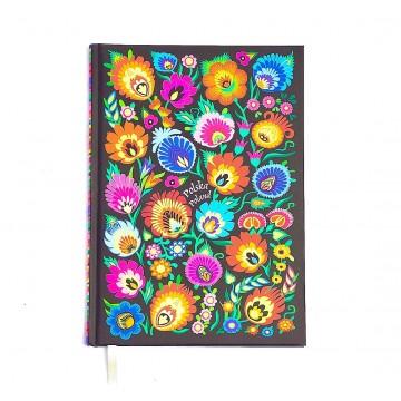 Folk notes kwiaty łudowe