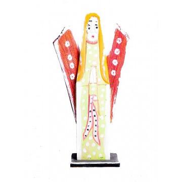 Anioł z czerwienią D. Purta